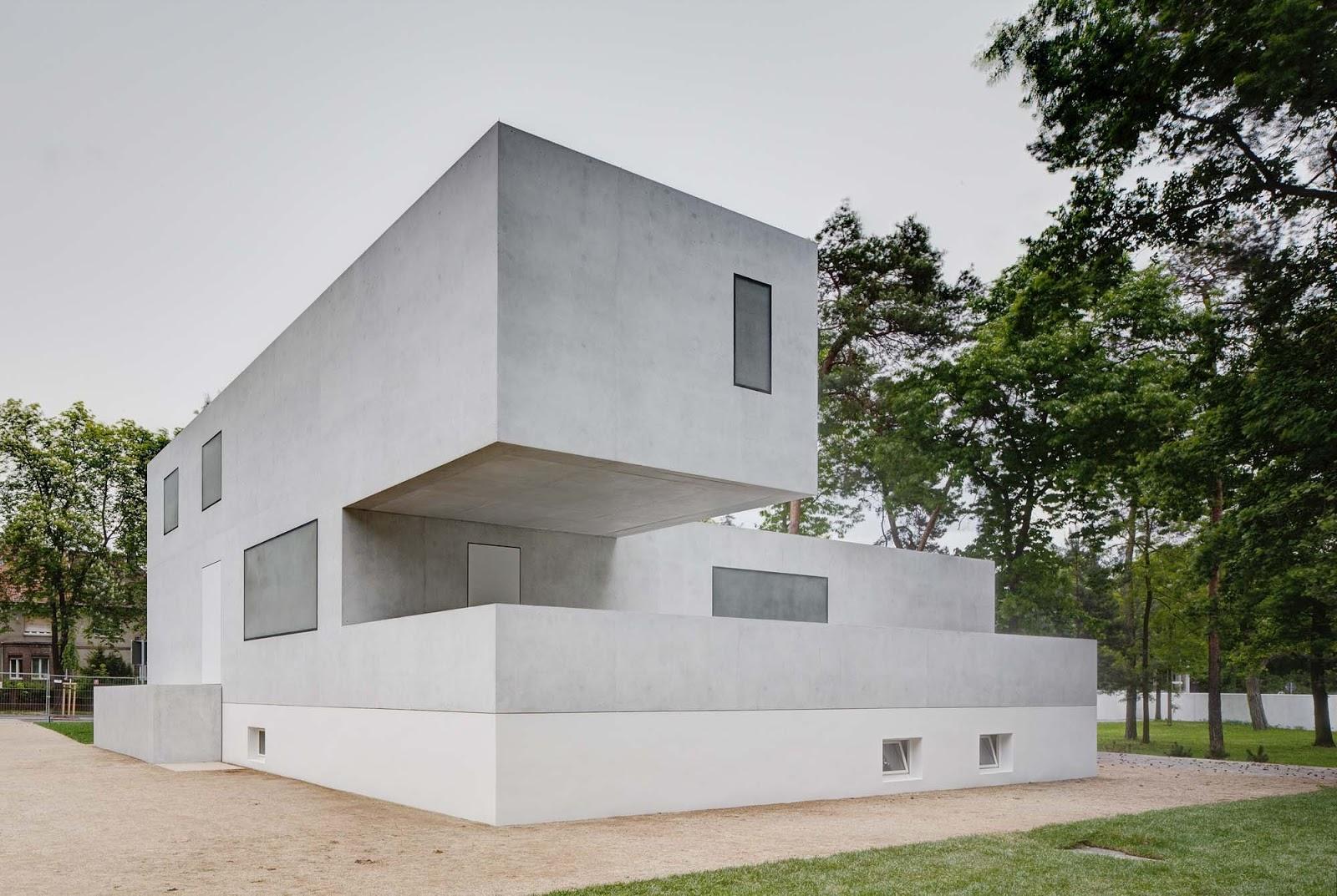 Modernizmi g ncellemek bauhaus konutlar e dergi for Master in architektur