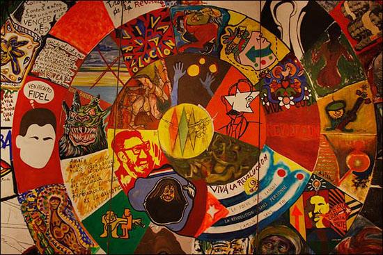 Pop art n politik y z e dergi sanat tarihi for Arte colectivo mural