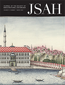 Journal of the Society of Architectural Historians, Mart 2020
